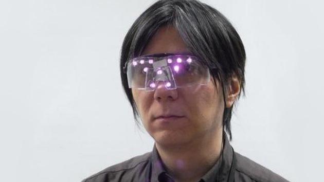 Unas gafas japonesas ayudan a convertirse en el 'hombre invisible'