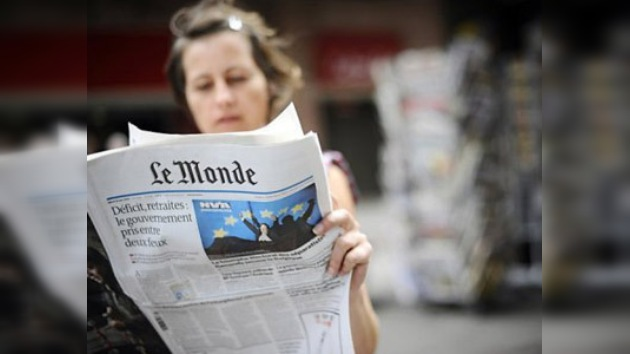 "Gleb Fetísov pretende comprar ""Le Monde"""
