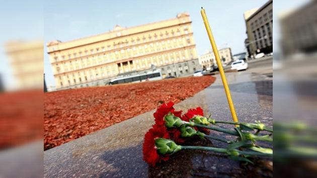 Declaran el 30 de marzo, día de luto en Moscú