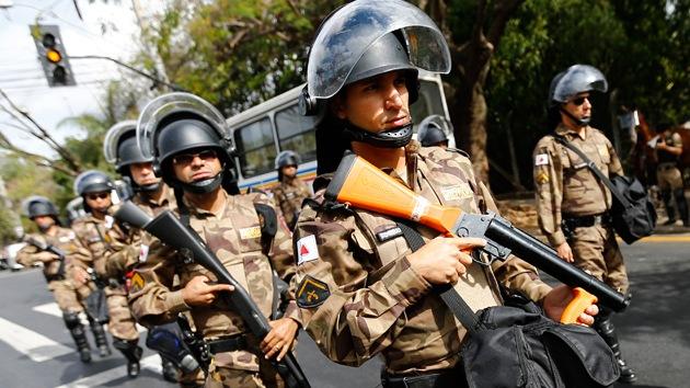 """Río de Janeiro desplegará en la final """"la mayor operación de seguridad de su historia"""""""