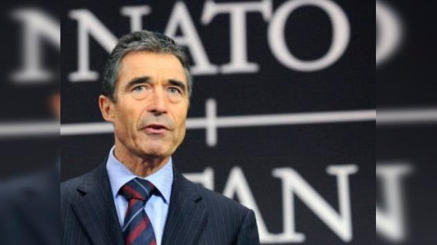 La OTAN no descarta un acuerdo con Moscú sobre el escudo, pese a desoír las demandas rusas