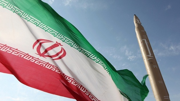 Irán anuncia que ha probado con éxito tres nuevos misiles tierra-tierra