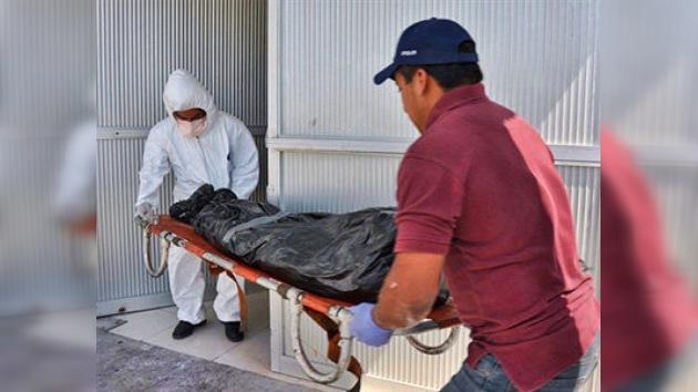 Asciende a 116 el número de cadáveres encontrados en el noroeste de México