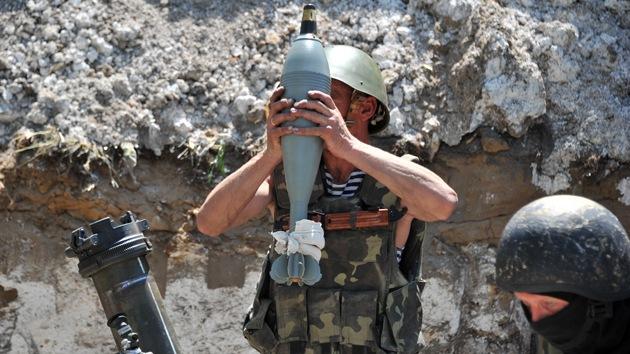 Human Rights Watch acusa al Ejército de Ucrania de atentar contra civiles