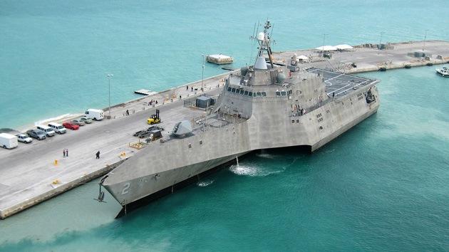 El Pentágono reduce el número de buques de combate litoral a 24