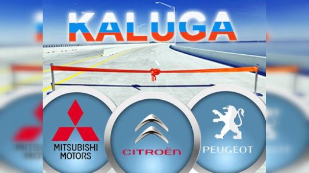 Peugeot-Citroen-Mitsubishi levantan una planta en Rusia