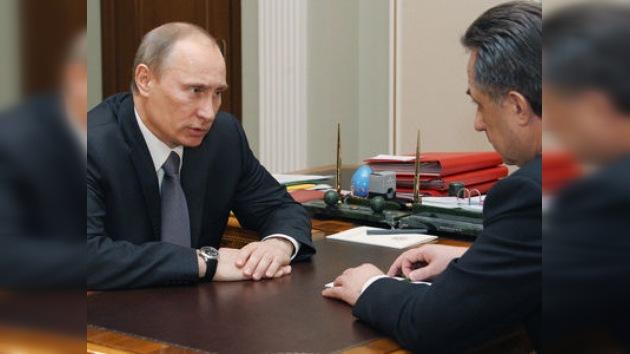 Putin: Rusia está dispuesta a organizar el Mundial de Patinaje Artístico