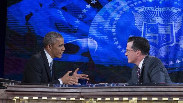"""""""Obama, ¿cuáles son los códigos secretos para lanzar un ataque nuclear?"""""""