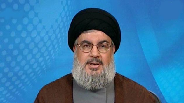 Hezbolá no descarta su intervención militar en el conflicto sirio
