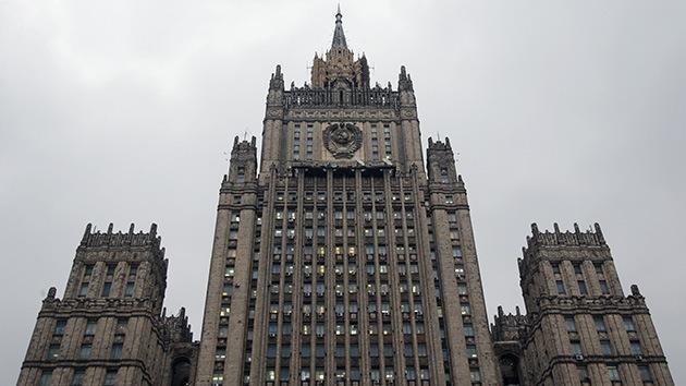 Rusia: EE.UU. distorsiona deliberadamente la posición rusa sobre el conflicto sirio