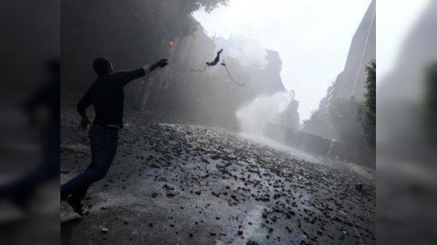 Al menos 600 heridos en las protestas en El Cairo contra el Gobierno