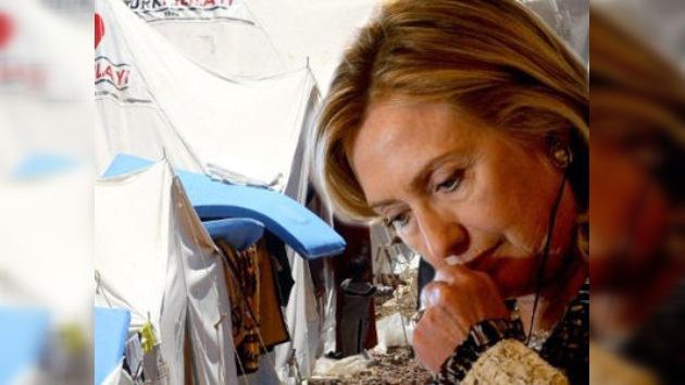 Clinton: Siria amenaza con incitar enfrentamientos fronterizos