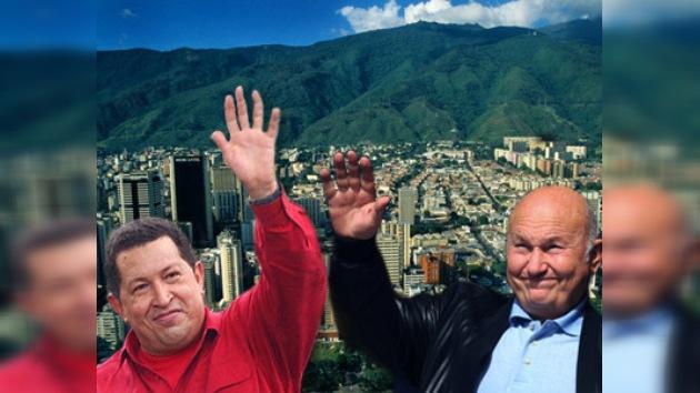 Rusia estrecha lazos 'constructivos' con Venezuela