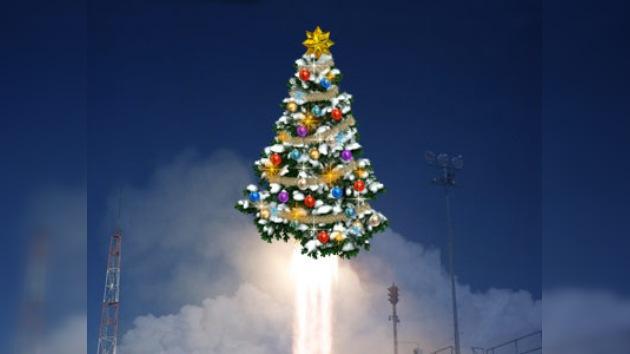 Los cosmonautas celebrarán la fiesta de Año Nuevo 16 veces seguidas