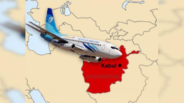 Confirmado: se estrella un avión con 43 personas a bordo en Afganistán