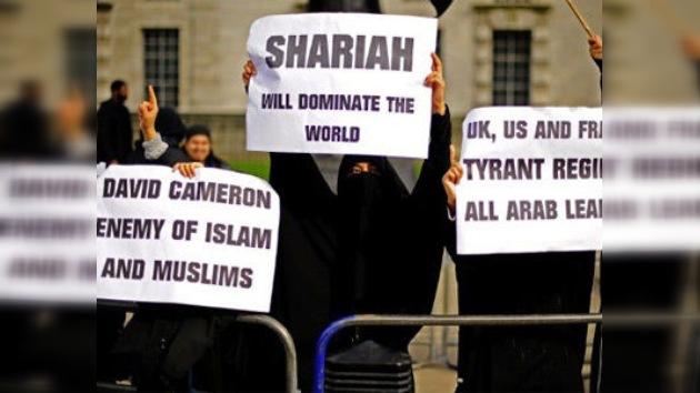 La Sharia enseña los dientes... en Londres