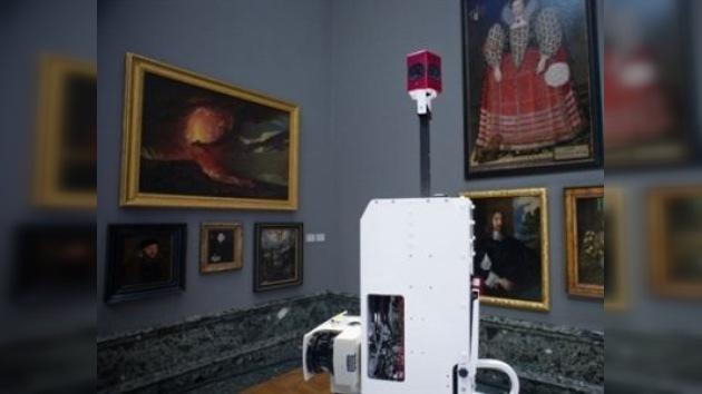 Google y los museos más grandes del mundo lanzan un proyecto interactivo