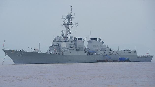 Despliegue sin precedentes de buques de EE.UU. en torno a Corea del Sur
