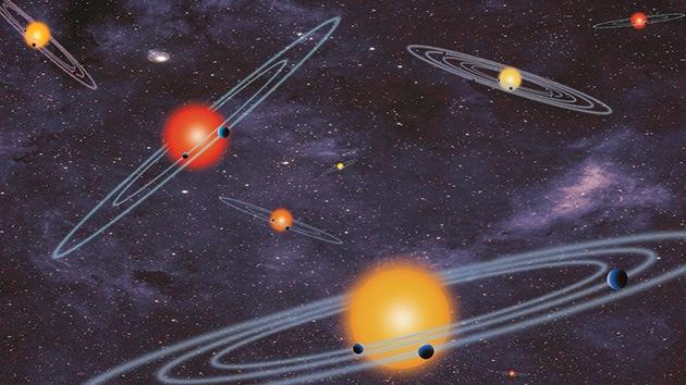 La NASA halla 715 planetas nuevos