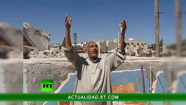 RT reporta (E1): Siria. País azotado por una guerra civil