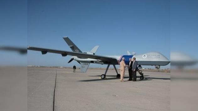 México nunca solicitó a EE. UU. el apoyo de aviones no tripulados