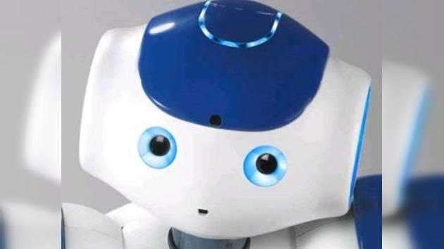 Nao el primer androide capaz de sentir y mostrar emociones