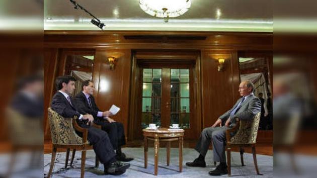 Medios franceses entrevistan a Putin en vísperas de su visita al país galo