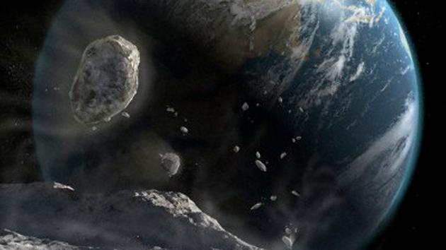 Científicos rusos protegerán a la Tierra de tres asteroides que se aproximan