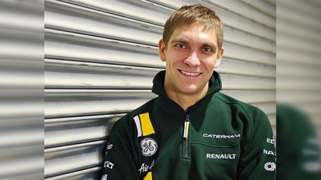 F1: Vitali Petrov reemplazará a Jarno Trulli en el equipo Caterham