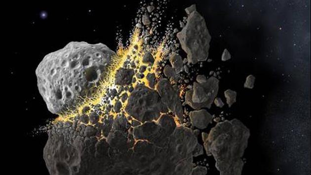 Calculan la posibilidad de que el asteroide 2012 DA14 se rompa al alejarse de la Tierra