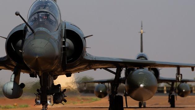 """""""Francia no tiene dinero para una intervención en Siria"""""""