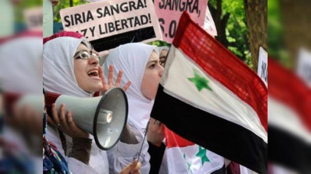 Los expatriados sirios en España, amenazados de muerte