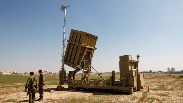 Israel expande al mar su sistema de defensa aérea Cúpula de Hierro