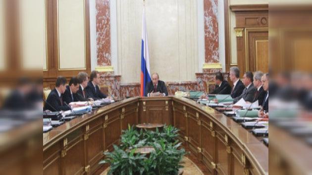 Rusia elabora nuevas medidas para hacer frente a la crisis en 2010