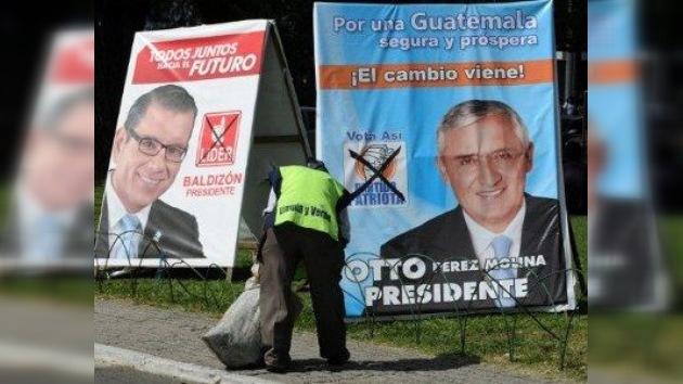 Guatemala: 65 millones de dólares para conseguir el voto de los pobres