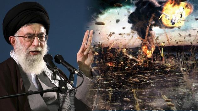 """""""Prepárense para la guerra y el fin del mundo"""", advierte el líder espiritual iraní"""