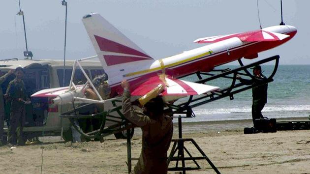 Irán crea un nuevo avión no tripulado capaz de 'esquivar' los radares