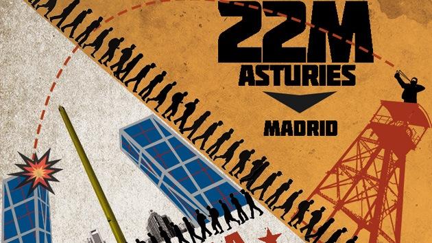 """El 22-M: Colectivos calientan ya motores para """"tomar Madrid"""" y """"conquistar sus derechos"""""""
