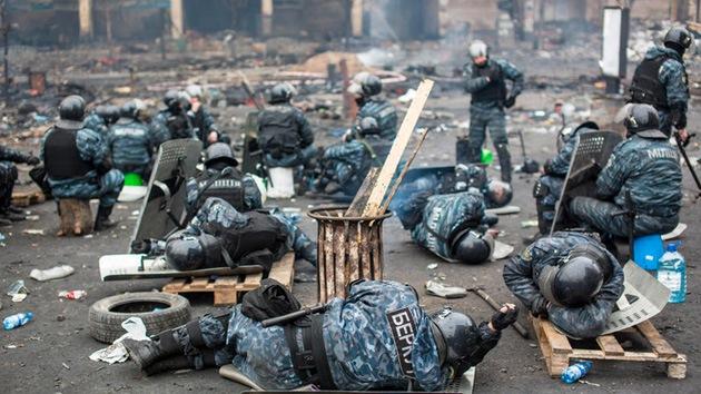 Candidado ucraniano: Las autoridades mienten sobre el número de muertos