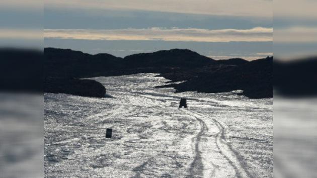 Rescatados cuatro hidrólogos por la expedición polar rusa