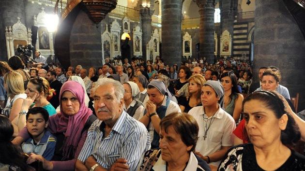 Miles de cristianos sirios solicitan la ciudadanía rusa