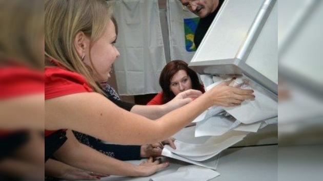 Rusia cancela los resultados de la elección en 21 casillas electorales