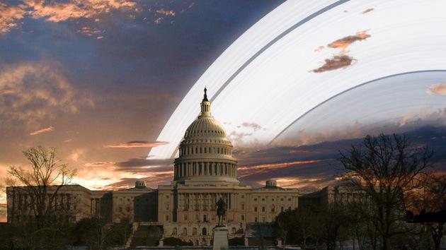 Fotos: ¿Qué aspecto tendría la Tierra si tuviera anillos como los de Saturno?