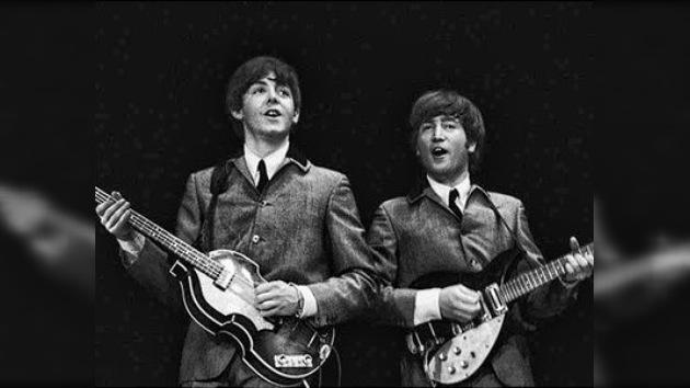 Subastan imágenes inéditas del primer concierto de los Beatles en EE. UU.