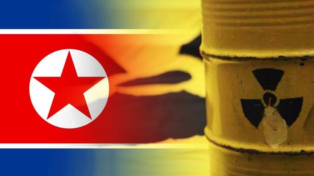¿Cuántas cargas nucleares tiene Corea del Norte?