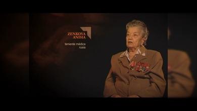 """""""TESTIGOS DE LA GUERRA"""". Zenkova Anisia : teniente médica. Rusia"""