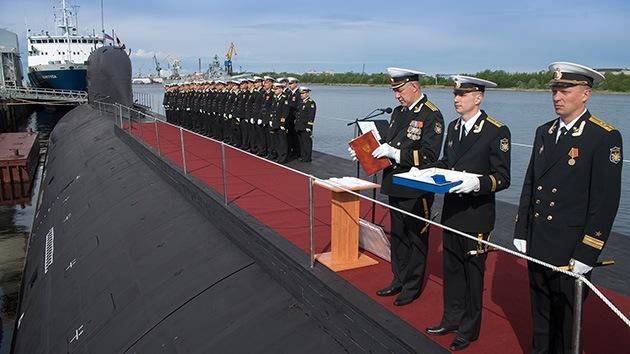 Severodvinsk, cabeza de serie de los nuevos submarinos de ataque rusos, está operativo