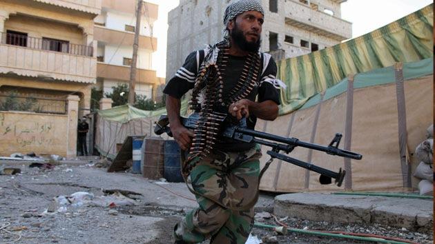 """El Pentágono propone entrenar a los rebeldes sirios """"moderados"""""""