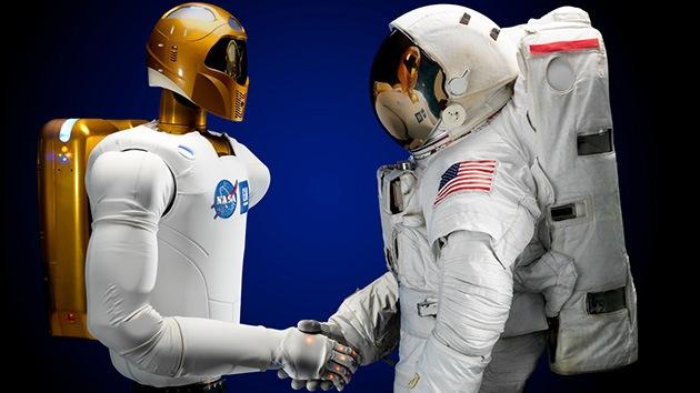 El robot-médico de la NASA, listo para volar