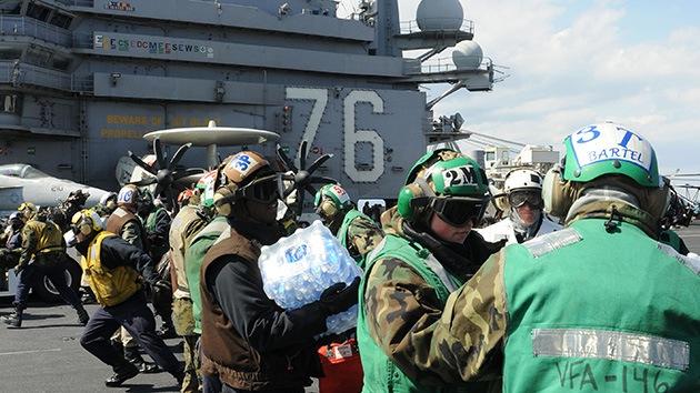 Marineros de EE.UU. que participaron en el rescate de Fukushima padecen cáncer